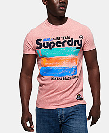 Superdry Men's Surf Team Graphic T-Shirt