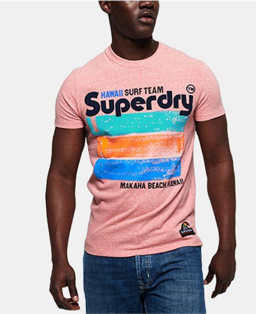 Superdry Men's Surf Team Graphic T-Shirt