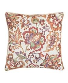 Croscill Delilah 18x18 Square Pillow