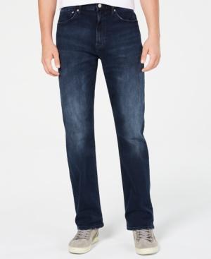 Calvin Klein Jeans Jeans MEN'S STRAIGHT-FIT STRETCH JEANS