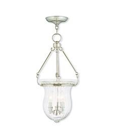 CLOSEOUT!   Andover 3-Light Pendant