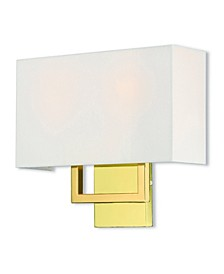 "Pierson 2-Light 11.75"" Wall Sconce"