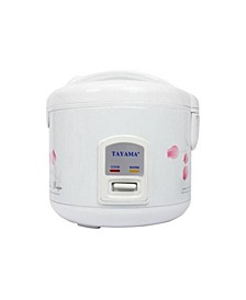 TRC-10 Automatic Rice Cooker Food Steamer 10 Cup