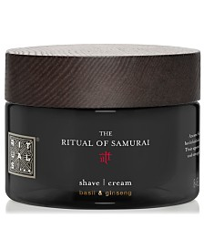 RITUALS Men's The Ritual Of Samurai Shave Cream, 8.4-oz.