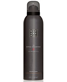 RITUALS Men's The Ritual Of Samurai Shower Foam, 6.7-oz.