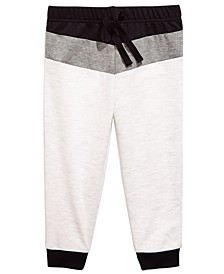 Baby Boys Colorblocked Jogger Pants, Created for Macy's