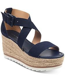 Marc Fisher Zendra Wedge Sandals