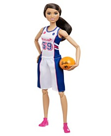 Barbie Made to Move™ Basketball Player Doll
