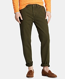 Men's Bedford Stretch Chino Flat Pants