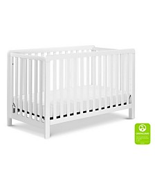 Carter's by DaVinci Colby 4-in-1 Low-Profile Convertible Crib