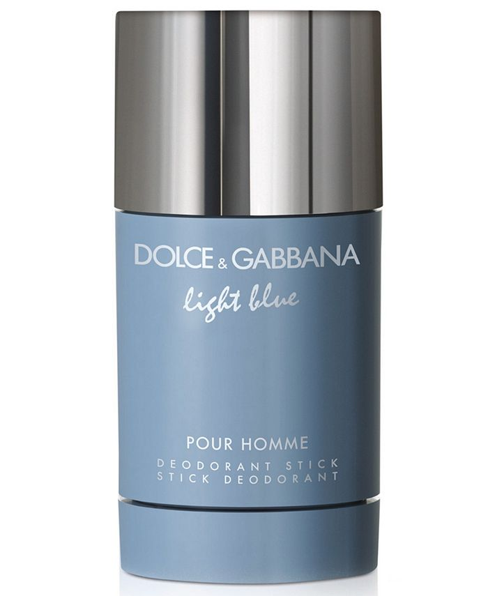 Dolce & Gabbana - DOLCE&GABBANA Men's Light Blue Pour Homme Deodorant Stick, 1.6-oz.