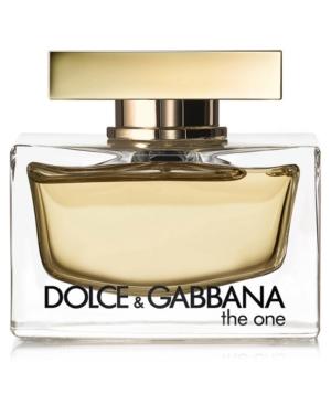 Dolce & Gabbana The One 2.5 oz/ 75 ml Eau De Parfum Spray