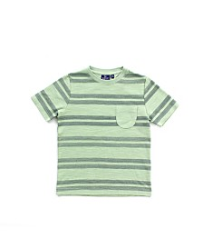 Toddler Boy Striped Tee