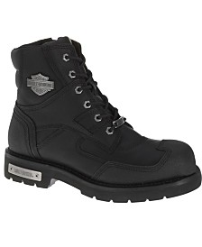 Harley-Davidson Zak Steel Toe Work Boot