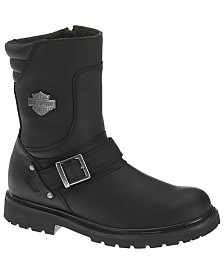 Harley-Davidson Booker Men's Motorcycle Riding Boot