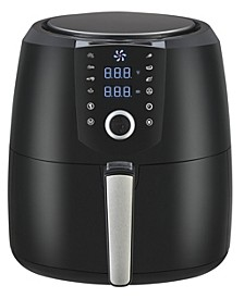Emerald 5.2L Air Fryer with Keep Warm Function