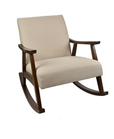 Crestview Rocking Chair, Quick Ship