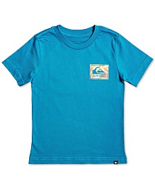 Quiksilver Toddler Boys Architexture Logo T-Shirt