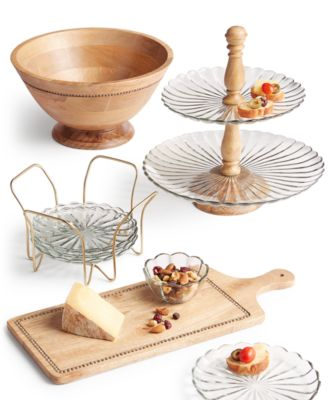 Cheese Board with Bowl, Created For Macy's