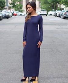 Verona Collection Brianna Maxi Dress