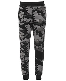 Ideology Little Boys Camo-Print Jogger Pants, Created for Macy's