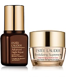 Receive a FREE 2 pc Skincare Gift with $50 Estee Lauder Purchase