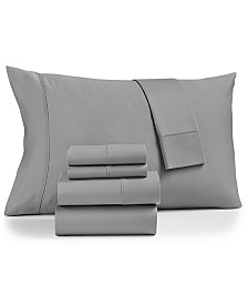 Fairfield Square Collection Brookline 1400-Thread Count 6-Pc. California King Sheet Set
