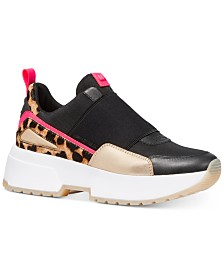 MICHAEL Michael Kors Cosmo Slip-On Sneakers