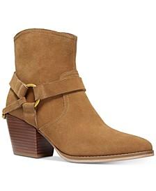 Goldie Western Booties