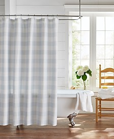 "Farmhouse Living Buffalo Check 72""X72"" Shower Curtain"