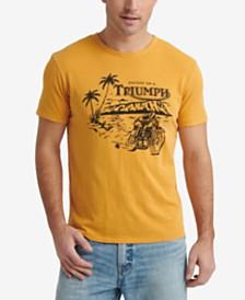 Lucky Brand Men's Triumph Escape Graphic T-Shirt