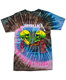 Metallica Live '92 Tie Dye Men's T-Shirt