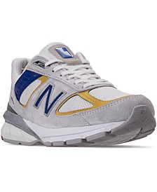 Women's 990 V5 Running Sneakers from Finish Line