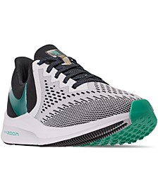 Women's Air Zoom Winflo 6 Running Sneakers from Finish Line