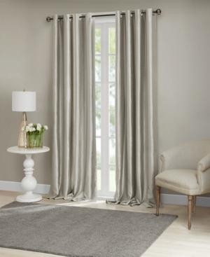 "Image of Aria Window Panel Ivory 84"""