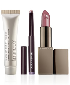Receive a Free 3pc Gift with any $75 Laura Mercier Purchase!