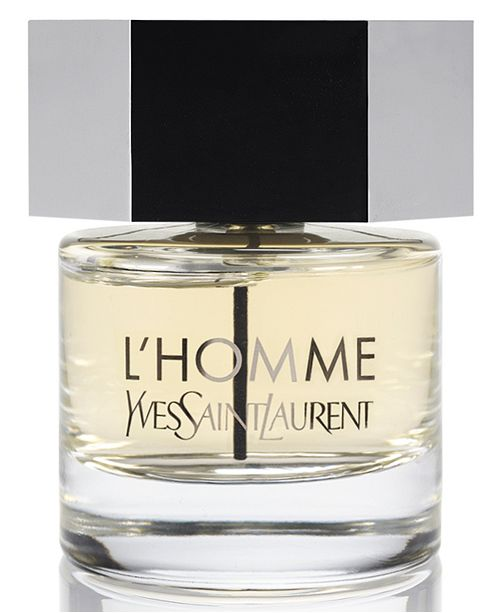 Yves Saint Laurent Men's L'HOMME Eau de Toilette Natural Spray, 2 oz.
