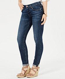 7 For All Mankind Josefina Cuffed Skinny Jeans