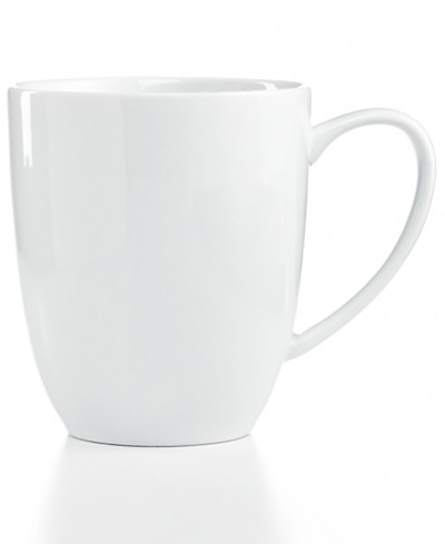 The Cellar Whiteware Tapered Mug