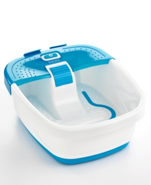 Image of Homedics Fb-50 Foot Bath, Bubble Bliss