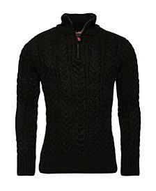 Superdry Men's Jacob Henley Sweater
