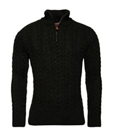 Superdry Men's Jacob Henley Sweater