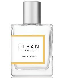 CLEAN Fragrance Classic Fresh Linens Fragrance Spray, 2-oz.