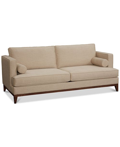 Furniture Kellia 84 Fabric Sofa