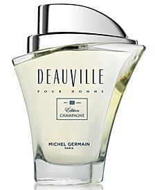 Men's Deauville Pour Homme Édition Champagne Eau de Toilette, 2.5-oz.