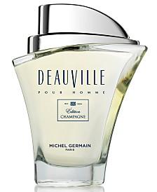 Michel Germain Men's Deauville Pour Homme Édition Champagne Eau de Toilette, 2.5-oz.