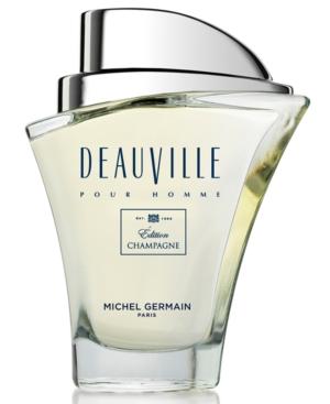 Men's Deauville Pour Homme Edition Champagne Eau de Toilette