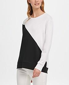 Everyday Colorblocked Sweatshirt