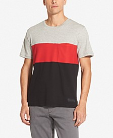 Men's Interlock Colorblocked T-Shirt