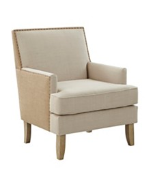 Colton Accent Chair, Quick Ship